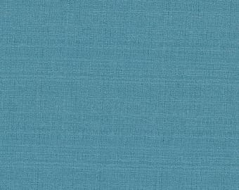 Ella Blue Fabrics - Gertrude Made, Barkcloth Bluegum Essentials, Outback Wife Barkcloth