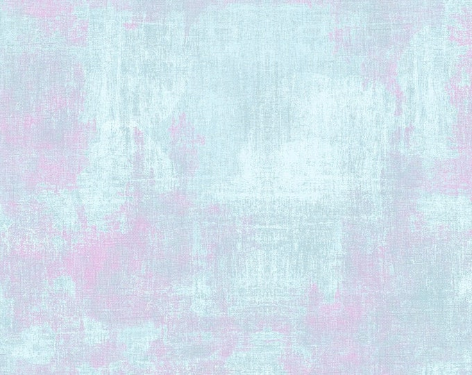 Wilmington Fabrics - Butterfly Haven by Danhui Nai - Blue/Purple Canvas Texture  #89205-446 Cotton Woven Fabric