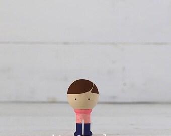 Notion - Doohikey Designs - Mr. Candy Mini Binding Baby, binding and trim holder