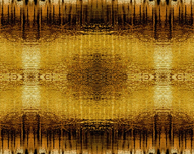 Andover Fabrics - The  Golden Hour by SAQA -  Four PM  cotton woven fabric