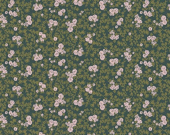 CLEARANCE - Art Gallery Fabric - Decadence - Meadow - Spring - Cotton Woven Fabric -  Priced Per Yard