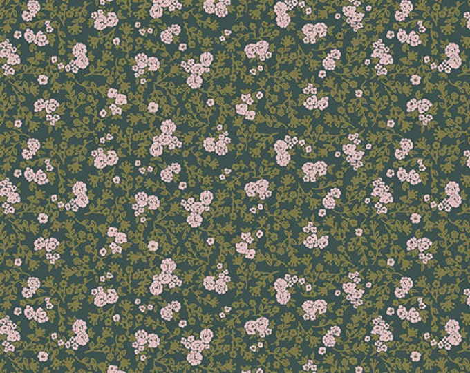Art Gallery Fabric - Decadence - Meadow - Spring - Cotton Woven Fabric - Bari J
