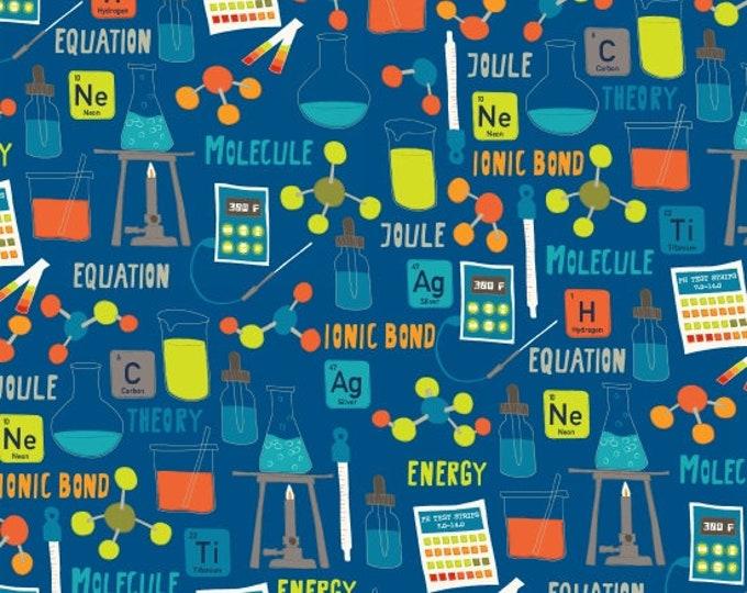 StudioE Fabrics - Monster Lab - Chemistry Set #4435-71 Cotton Woven Fabric