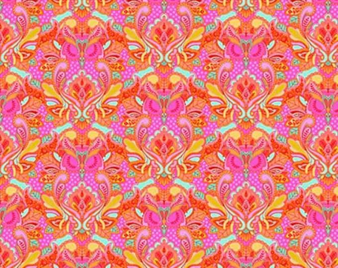 Tula Pink -  All Stars -  Peony Owls Cotton Woven Fabric
