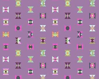 Tula Pink - Spirit Animal - Arrowheads Sunkiss Lunar Cotton Woven Fabric