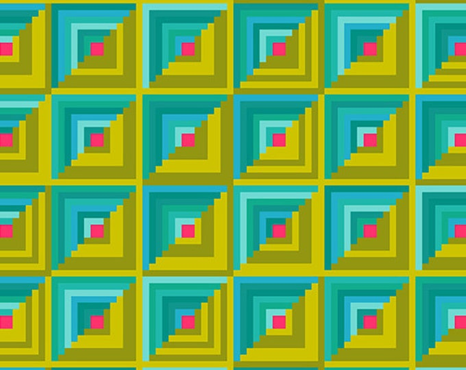 Andover Fabrics - Handiwork by Alison Glass - Patchwork Ocean #9251-G - Cotton Woven Fabric