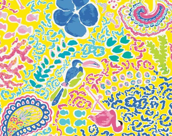 Art Gallery Fabrics - West Palm - Beach Treasures Incandescent   #WPA-54500 Cotton Woven Fabric
