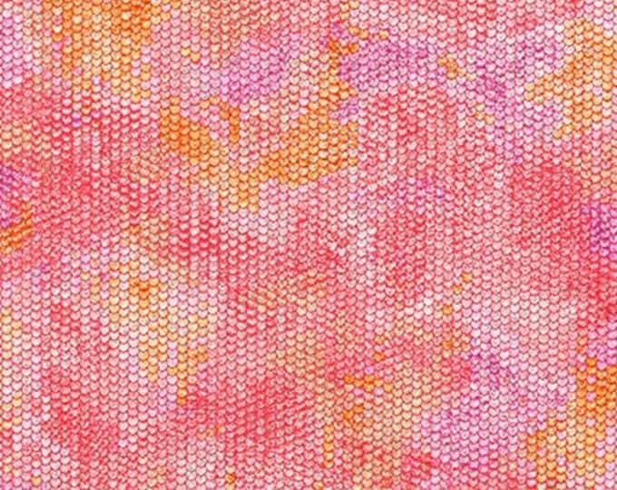 Robert Kaufman Fabrics - Atlantia - Honeysuckle SRKM-18284-319  Cotton Woven Fabric