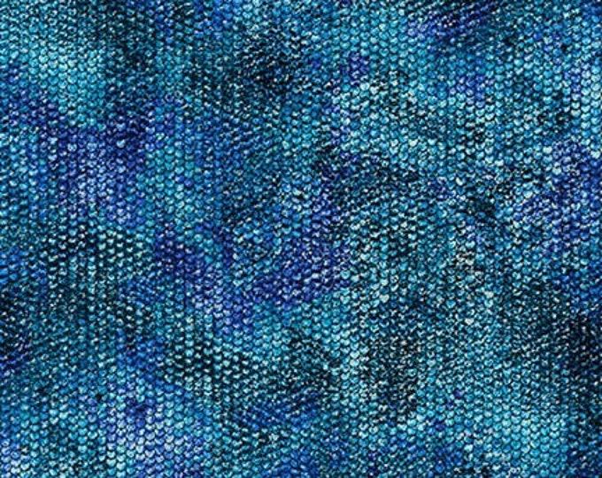 Robert Kaufman Fabrics - Atlantia - Ocean SRKM-18284-59  Cotton Woven Fabric