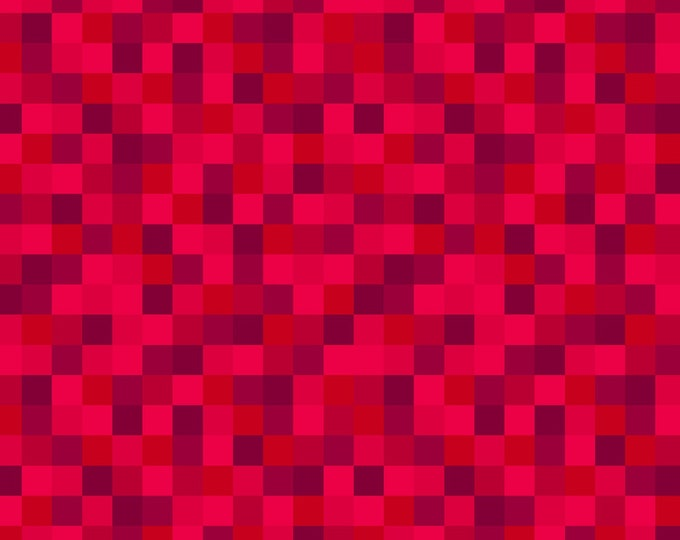 Ruby Gemstones # 50615-6 Cotton Woven Fabric - Gemstones by Whistler Studios for Windham