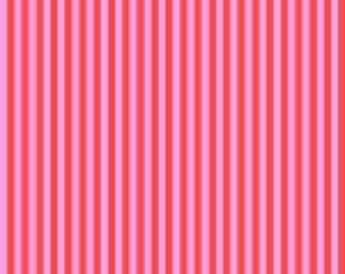 All Stars Stripes Poppy by Tula Pink for Free Spirit Fabrics