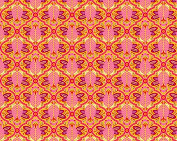 All Stars Marigold Bee by Tula Pink for Free Spirit Fabrics