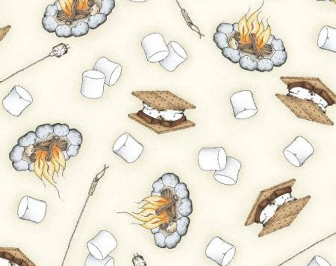 Natural S'more Fun # 9353M-E - Cozy Cabin by Kris Lammers from Maywood Studio