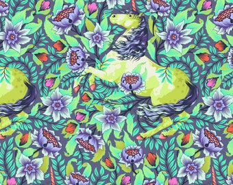 OOP HTF Tula Pink - Pinkerville -  Daydream Imaginarium PWTP127.DAYDREAM Cotton Woven Fabric