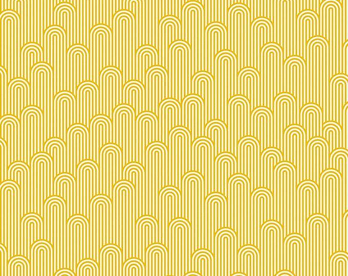 Tula Pink - Zuma - Tower - Glowfish    PWTP126-GLOW Cotton Woven Fabric