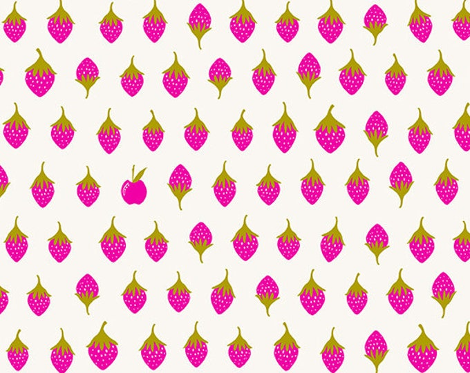 Andover Fabrics - Road Trip by Alison Glass - Road Trip - Apples- Sweet - A8901L - Cotton Woven Fabric