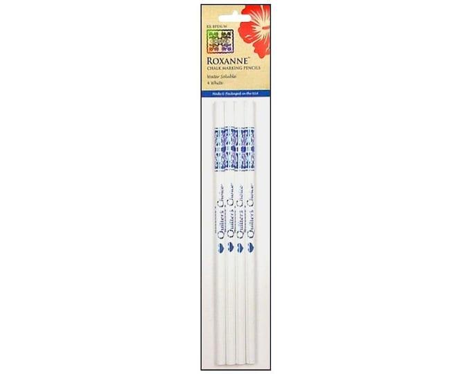 Notion -  Roxanne White Chalk Marking Pencil - set of 4