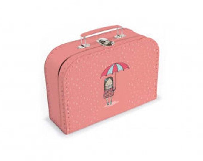 "Sue Daley - Abbie - Suitcase - 11 1/2"" x 8"" x 3 3/4"""