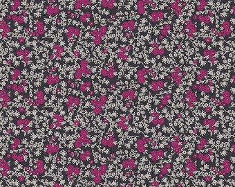 Art Gallery Fabric - Decadence - Meadow - Baie - Cotton Woven Fabric - Bari J
