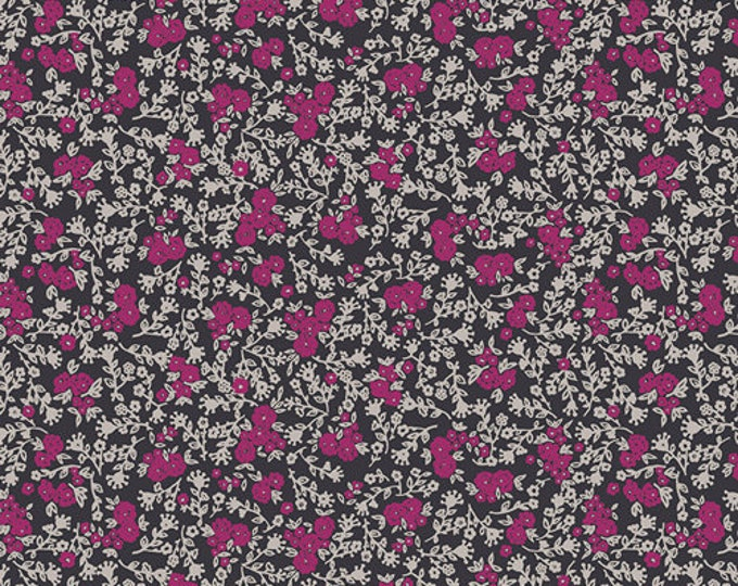 Art Gallery Fabric - Decadence - Meadow - Baie - Cotton Woven Fabric - Bari J