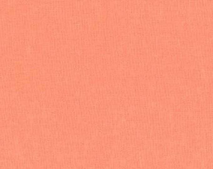 Mango Essex Cotton Linen fabric by Robert Kaufman