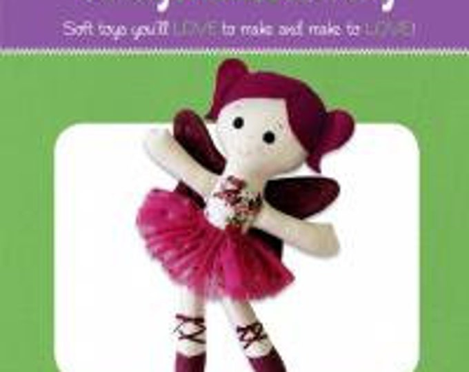Sugar Plum Fairy Paper Sewing Pattern from Funky Friends Factory