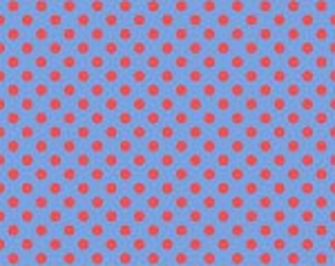 Tula Pink -  All Stars -  Pom Poms Lupine Cotton Woven Fabric