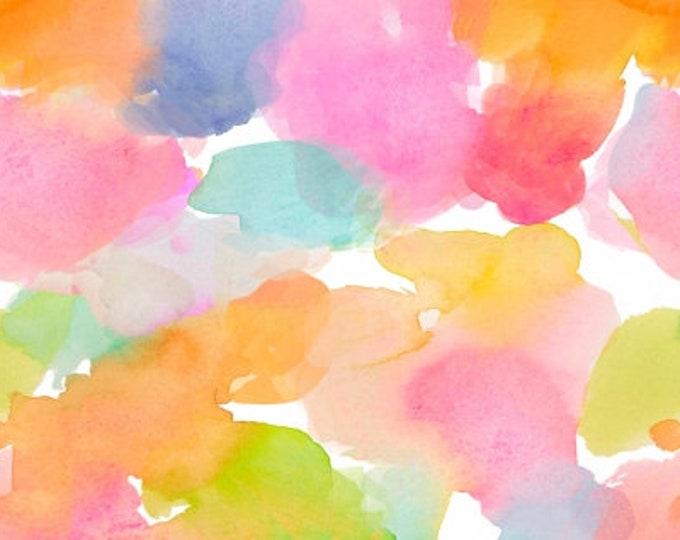 Multi Ephemeral Cotton Woven Fabrics -  ST-DAW1096 - Spring Theory by Dear Stella
