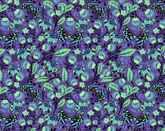 Tula Pink - De La Luna -  Venus Haunted Cotton Woven Fabric