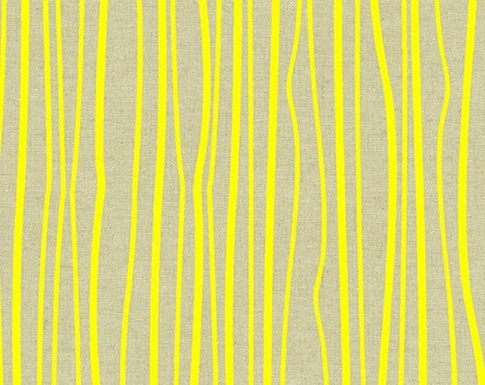 Andover Fabrics - Diving Board by Alison Glass -  ALN 8640 Y Sunny Seagrass cotton linen fabric