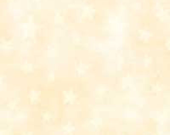 SALE !!!!! MODA Marble Stars Natural Tone Cotton Woven 1 Yard- Price is per yard !