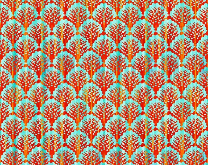 In The Beginning Fabrics - Calypso by Jason Yenter -  7cal_2  Digitally Printed Cotton Woven Fabrics