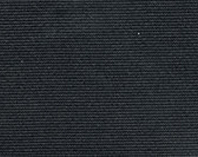 Notion - 3 Inch Elastic Belting Black #28606-1 - Sold by the yard