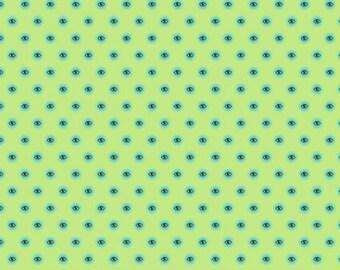 Tula Pink - De La Luna -  I See You Mystic Cotton Woven Fabric