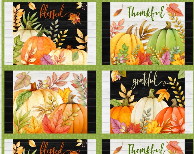 "Wilmington - Happy Gatherings by Lola Molina - Multi Happy Gatherings 24"" Placemat Panel #32051-789 Cotton Woven Fabric"