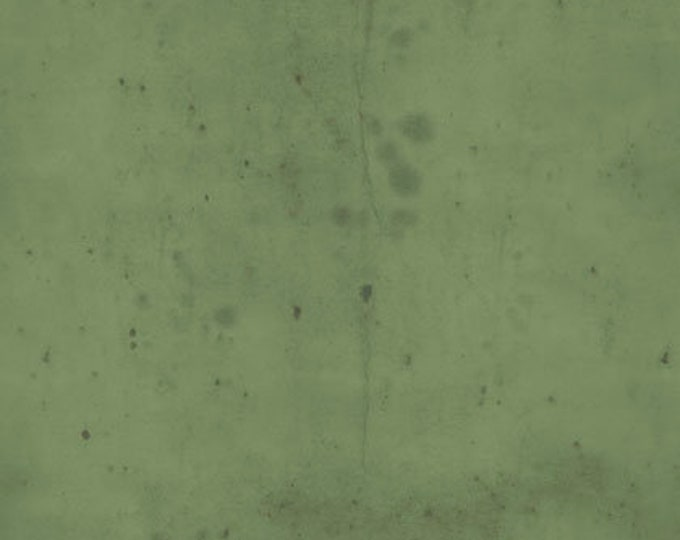 CLEARANCE -      Free Spirit Fabric  - Provisions by Tim Holtz -  Sage Cotton Woven Fabric- 1 yard listing