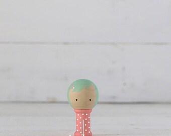Notion - Doohikey Designs - Lola Mini Binding Baby, binding and trim holder