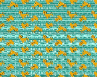 Disney Springs Creative -  Lion King Simba Toss # 67118J370715  Licensed Cotton Woven Fabric