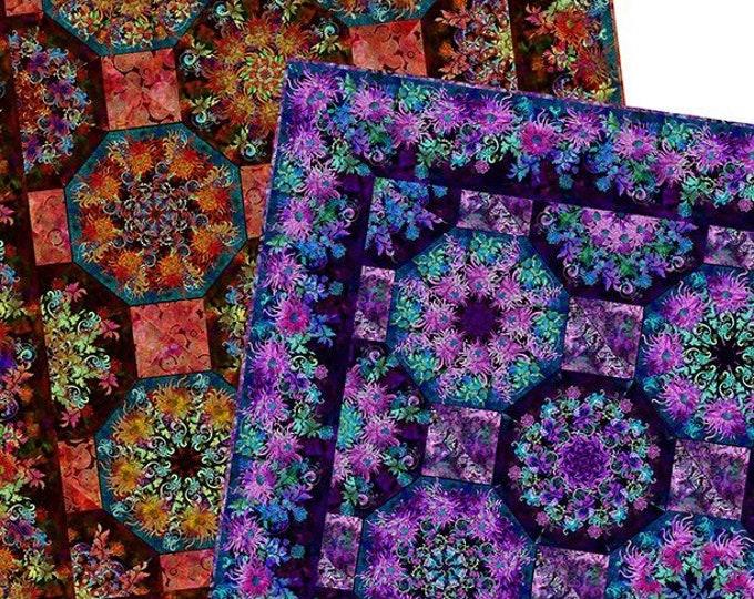 Pattern - In The Beginning - Floragraphix V Kaleidoscope