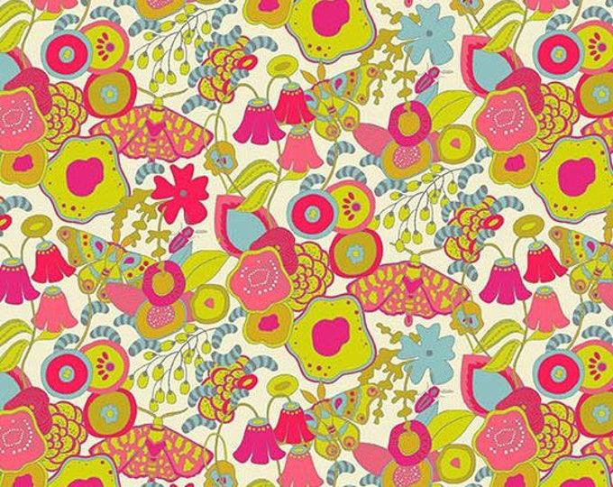 Andover Fabrics -  Adorn by Alison Glass - AL-8580-L Cotton Lawn Floral Cotton Woven Fabric