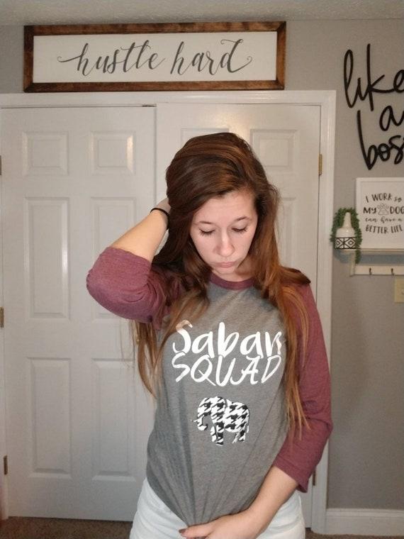 Alabama crimson tide shirt, alabama raglan, saban t shirt, saban squad, alabama raglan shirt, roll tide, alabama football shirt