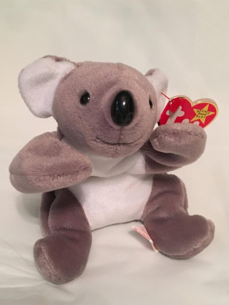 ff9b8626f TY Beanie Baby - MEL the Koala Bear - Pristine with Tags - PVC Pellets -  Retired