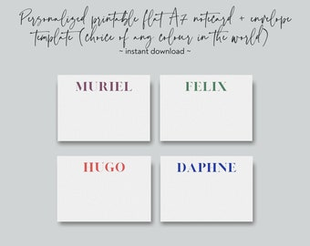 Miss You Printable Notecards Romans 1:11 Thinking of You