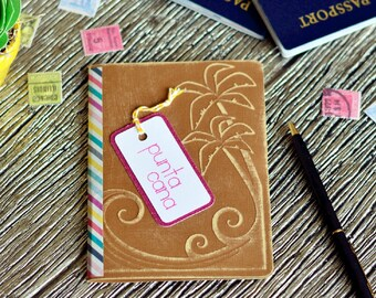 Handmade Travel Journals