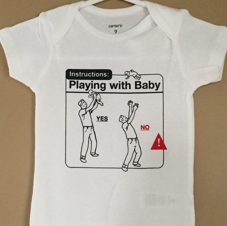 Baby clothes bodysuit baby onesie baby onesie funny  59bd2b33019