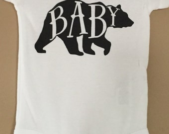 baby clothes, bodysuit, baby, onesie, baby onesie, funny bodysuits, funny onesies, cute baby, cute baby bodysuit, baby bear, bear onesie