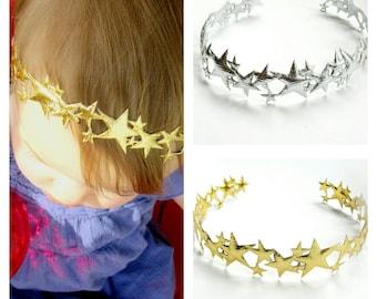 Gold Star Headband, Twinkle Twinkle Little Star, Twinkle Twinkle Little Star First Birthday, Star Headband, First Birthday, Gold Headband