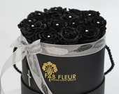 Black Rose Bouquet -  Bla...