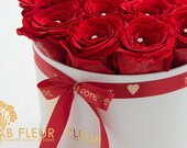 Red  Rose Bouquet in Whit...
