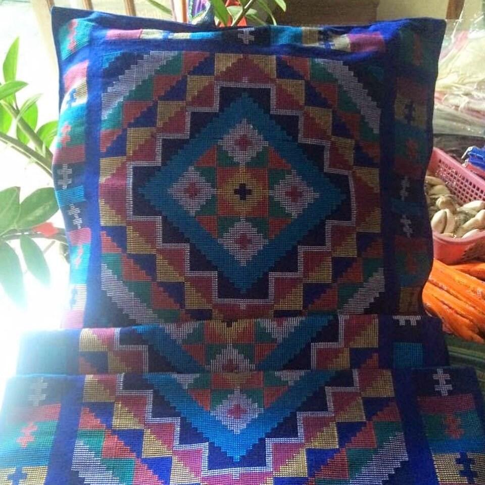 5pcs Native Handmade Yakan Tribe Taies